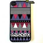 Iphone 4 Case Aztec Art Ip..