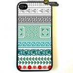 Iphone 4 Case - Greek Patt..