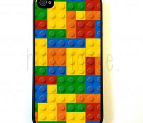 Building Blocks iPhone 5 Case - For iPhone 5/5G - Designer TPU Case Verizon AT&T Sprint