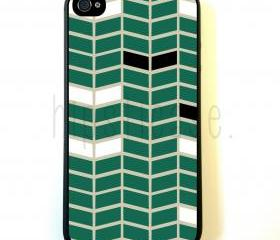 Chevron Mixed iPhone 5 Case - For iPhone 5/5G - Designer TPU Case Verizon AT&T Sprint