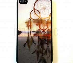 Dream Catcher At The Sea Side iPhone 5 Case - For iPhone 5/5G - Designer TPU Case Verizon AT&T Sprint