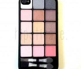 Eyebrow Makeup Kit iPhone 5 Case - For iPhone 5/5G - Designer TPU Case Verizon AT&T Sprint